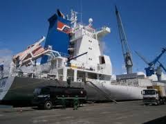 Collecte des déchets MARPOL dans le port de TOAMASINA
