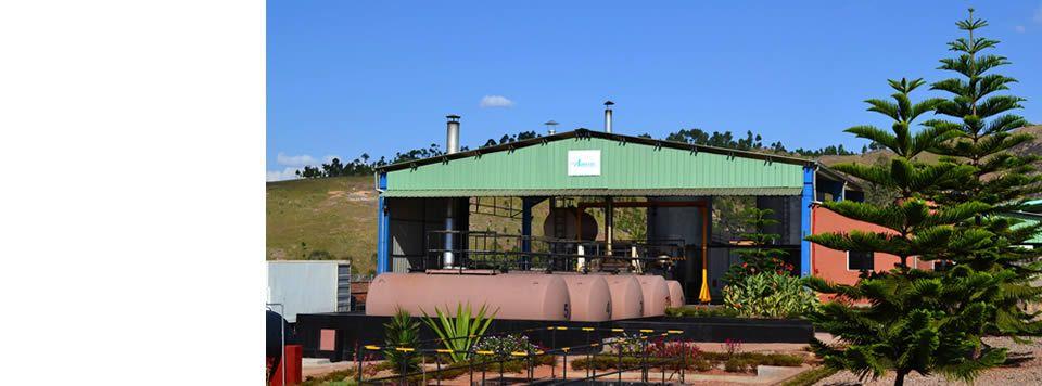 Le Centre de traitement à Ambatomirahavavy